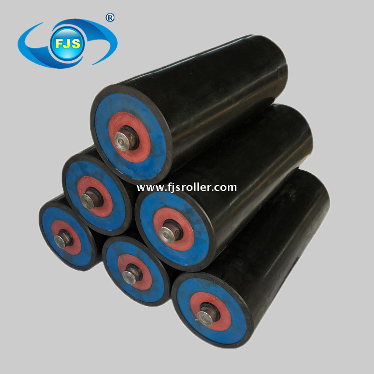 conveyor roller Product and HDPE UHMWPE material conveyor roller