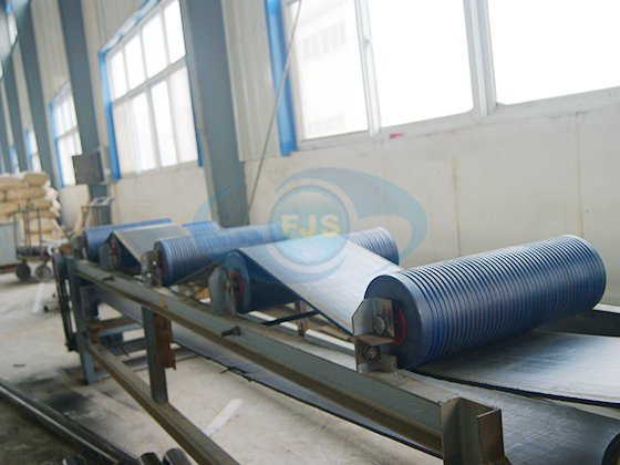 UHMWPE Super Low Noise Conveyor Roller