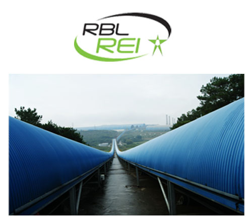 CR Cement Project - 48km Double Parallel Line Conveyor System